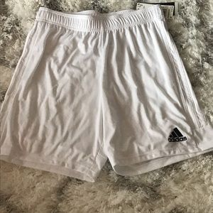 Brand New Medium Adidas Soccer Shorts